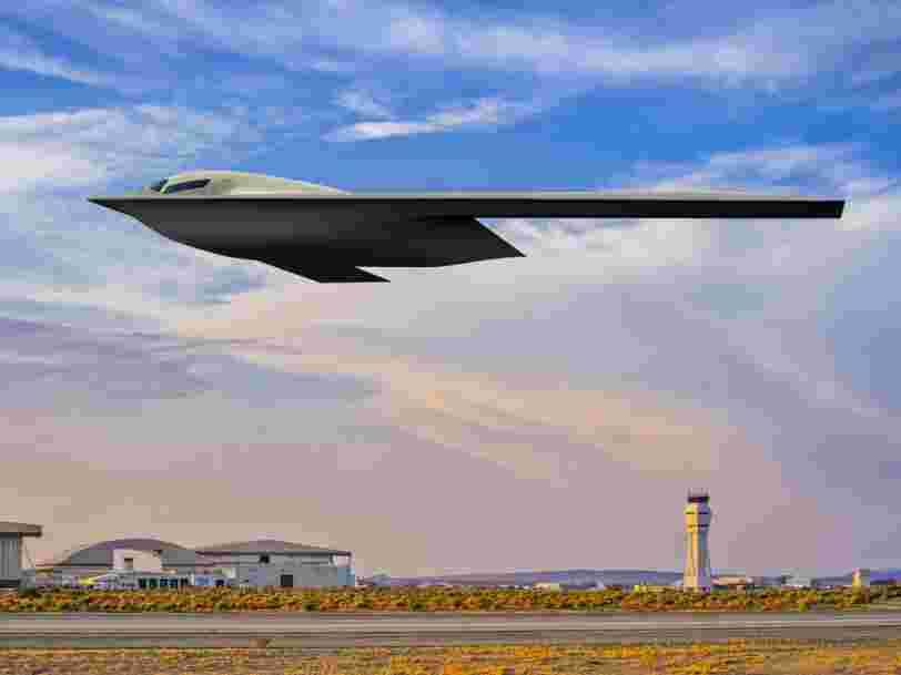 Drone suicide, laser, 'railgun'... 10 armes futuristes en cours de développement