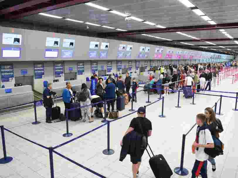 Vos données sanitaires bientôt sur les billets Air France et SNCF