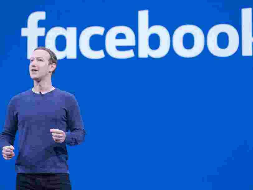 Facebook va allouer 1 Md$ aux créateurs de contenus pour mieux concurrencer YouTube et TikTok