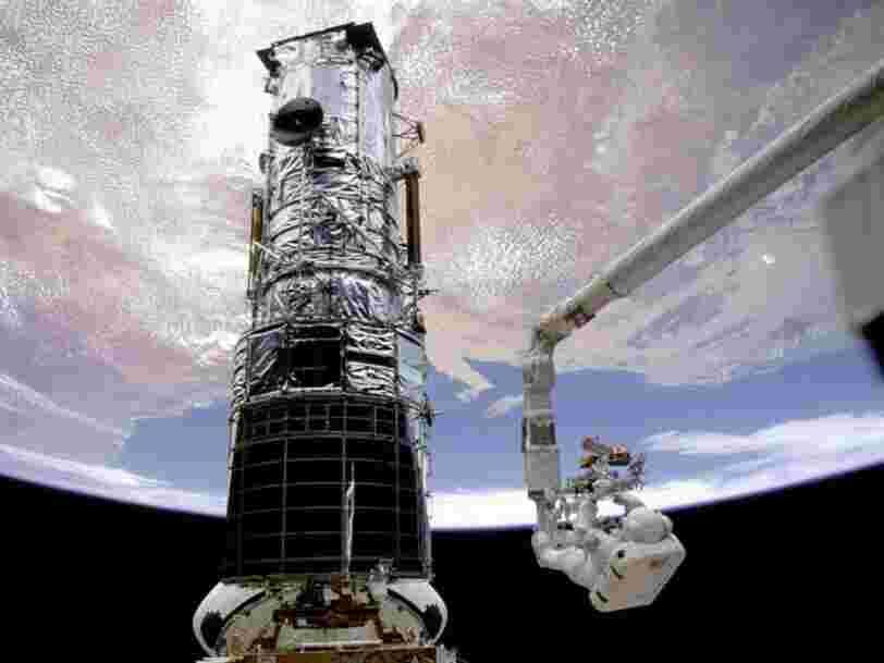 La NASA va tenter une manœuvre 'risquée' pour sauver le télescope spatial Hubble