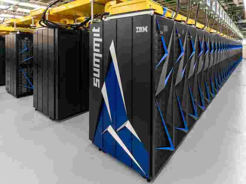 Voici les 10 superordinateurs les plus puissants du monde