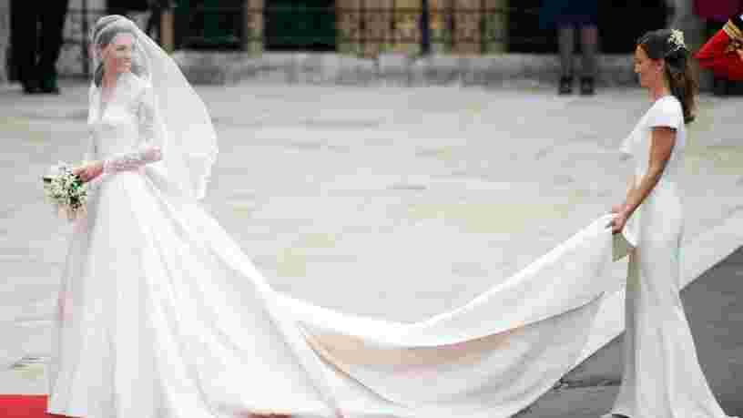 Pourquoi les robes de mariée coûtent-elles si cher ?