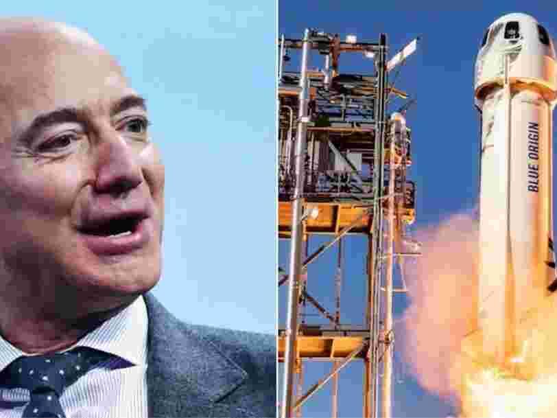 Jeff Bezos risque-t-il sa vie en partant pour l'espace ?