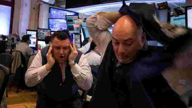 Des investisseurs américains prédisent un krach boursier historique, faut-il les croire ?