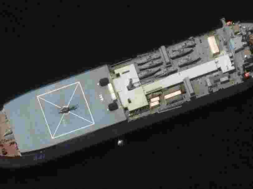 La marine iranienne montre les muscles 33 ans après avoir été détruite par les États-Unis