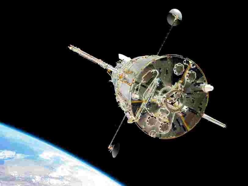 Le télescope spatial Hubble est de nouveau opérationnel
