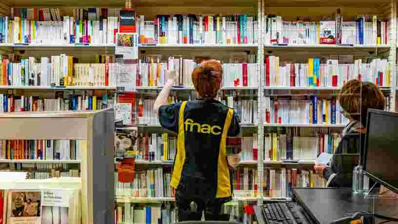 La Fnac s'allie à une startup pour vous aider à revendre vos livres d'occasion