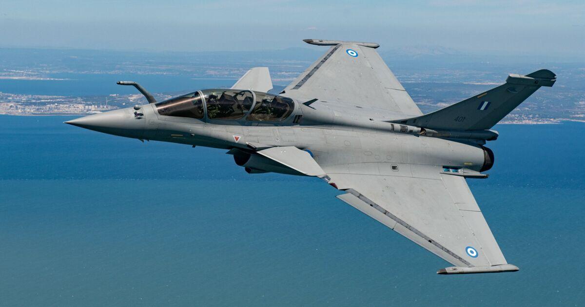Dassault Aviation livre le premier Rafale à un pays européen, la Grèce