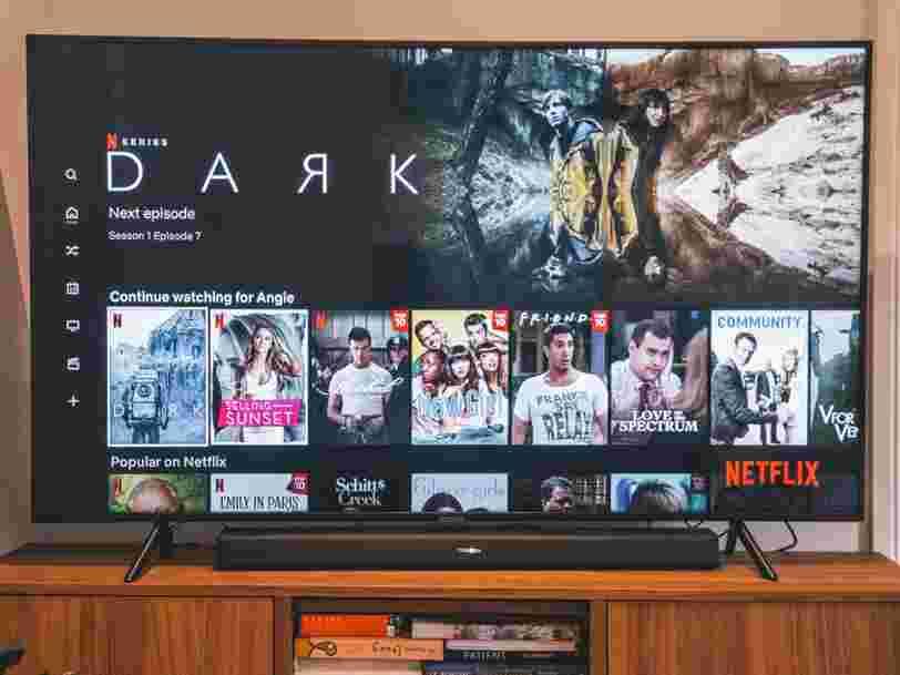 Netflix atteint un record d'abonnés, mais perd son avance sur la concurrence