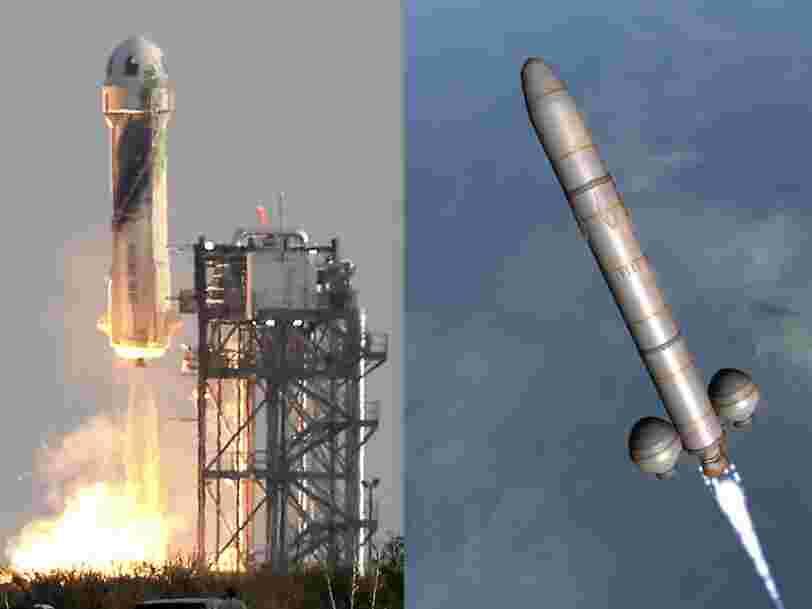 Le vol de Jeff Bezos dans l'espace comparé à celui du méchant d''Austin Powers' sur Twitter