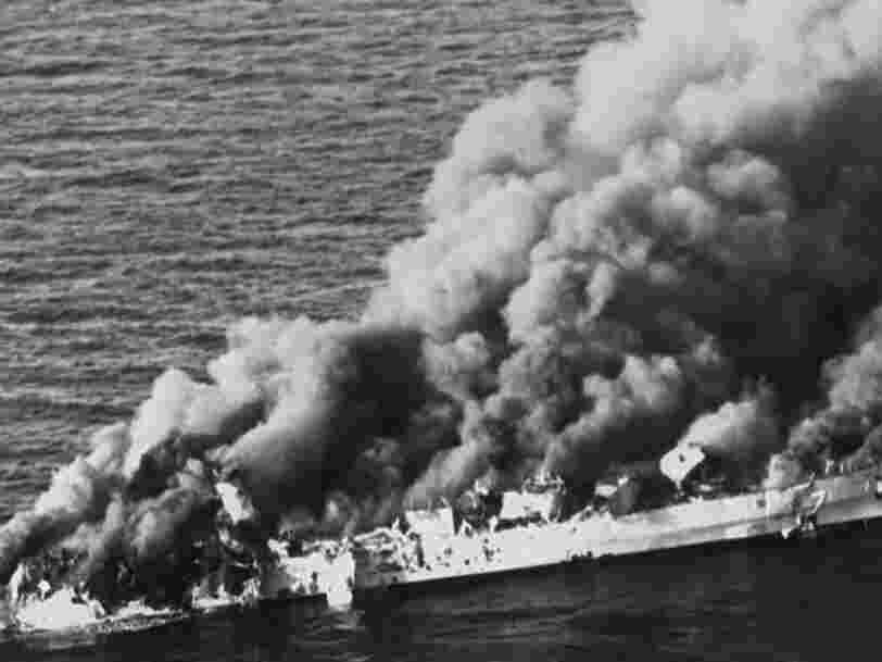 Une guerre États-Unis-Iran serait destructrice, cette opération meurtrière il y a 33 ans le prouve