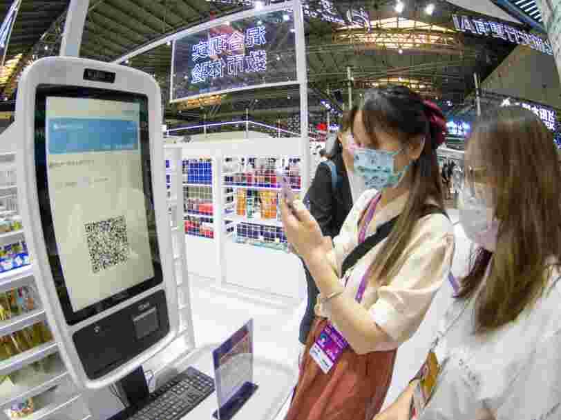 Où en sont les projets de monnaies numériques lancés par des États dans le monde ?