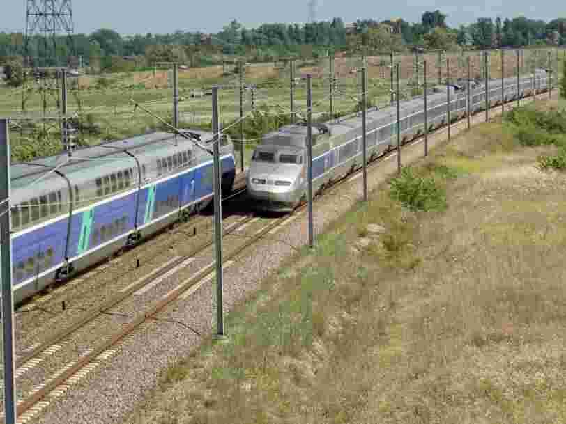 Pass sanitaire : SNCF promet des 'contrôles massifs' dans ses trains
