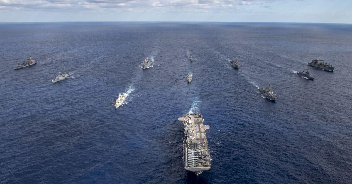 Voici les 10 plus grandes puissances navales du monde