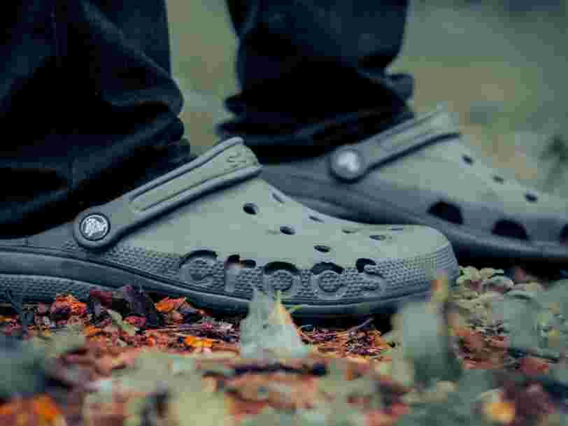 Crocs : les 8 choses à savoir sur les chaussures 'les plus moches du monde'