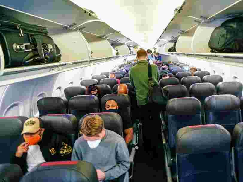 Voici pourquoi les clients sont plus agressifs qu'avant dans les avions et les commerces