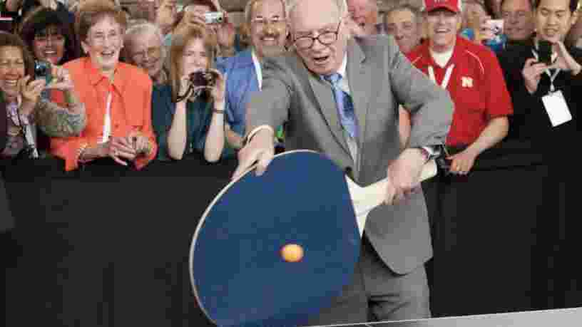 Warren Buffet adore comparer Jeux olympiques et investissements, ces citations le prouvent