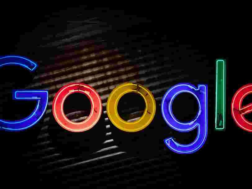 Google : de très bon résultats grâce au commerce en ligne et à la reprise de l'activité économique