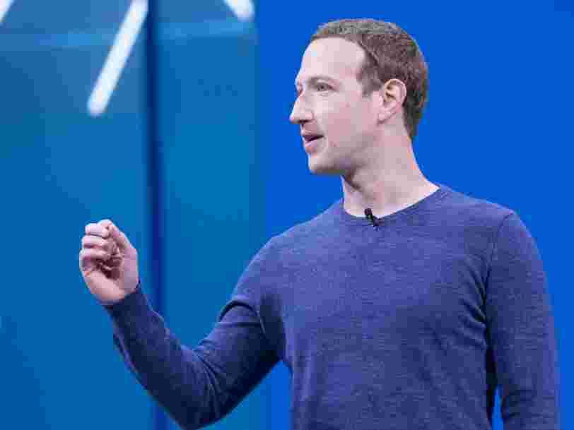 Les profits de Facebook doublent, mais les nouvelles règles d'Apple risquent de réduire ses revenus