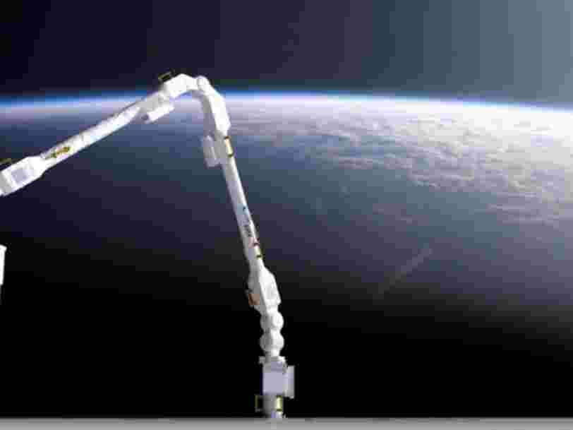 Le module russe Nauka s'est amarré à l'ISS, le bras robotisé européen va pouvoir être déployé
