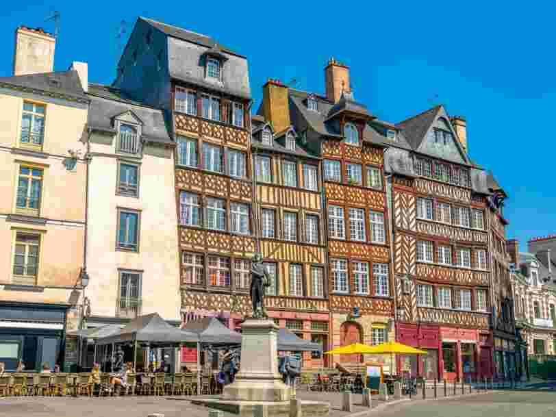 Vacances en France : les 13 villes où les nuits sont les moins chères