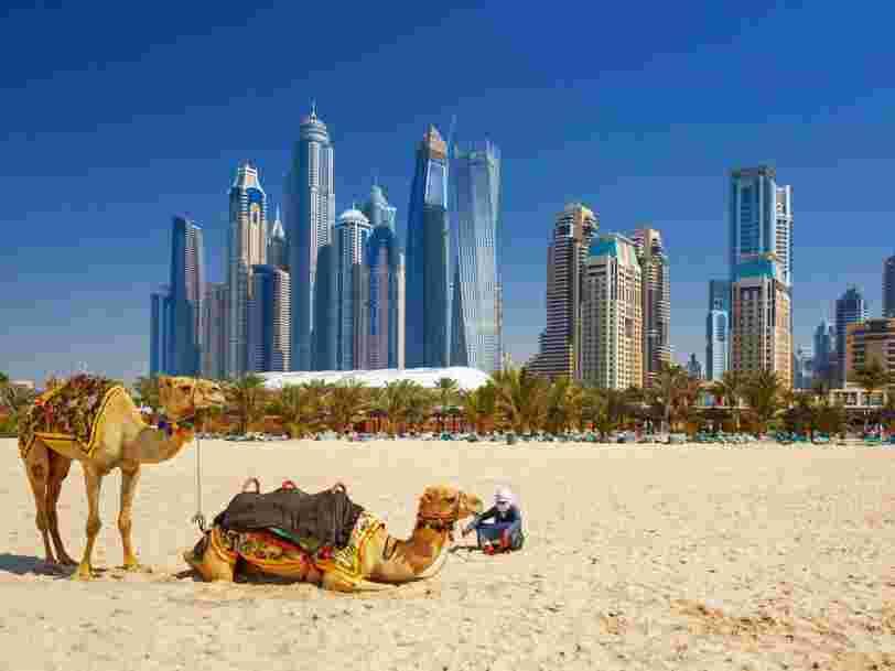 Dubaï utilise des drones à faisceau laser pour générer des pluies artificielles