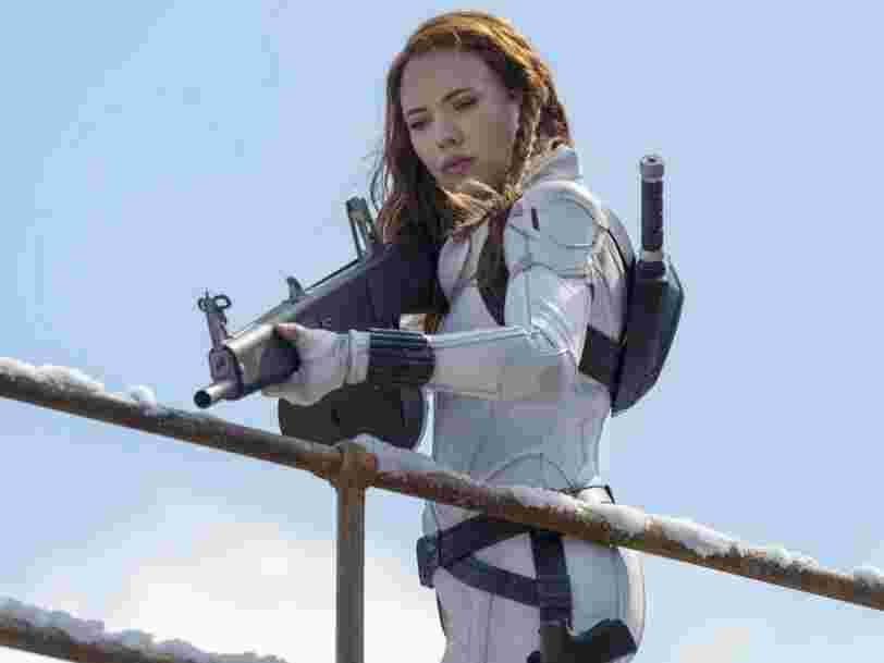 Scarlett Johansson poursuit Disney en justice pour avoir sorti 'Black Widow' en streaming