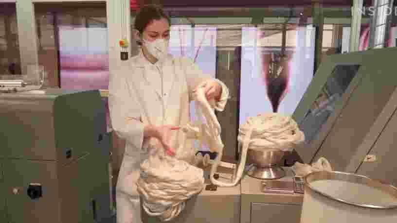 Voici comment H&M parvient à recycler vos vieux vêtements
