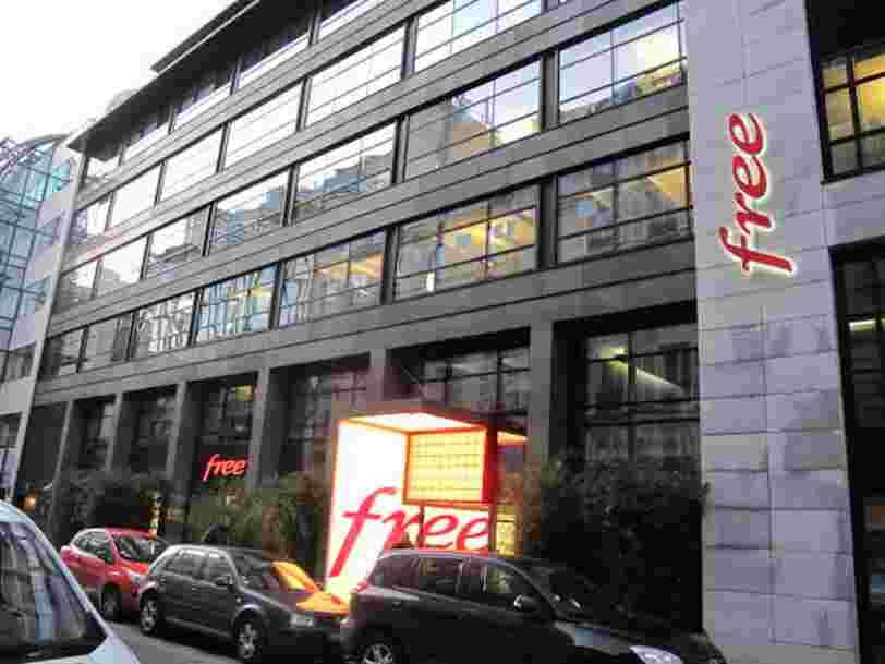 Xavier Niel veut retirer de la Bourse sa société Iliad, maison-mère de Free