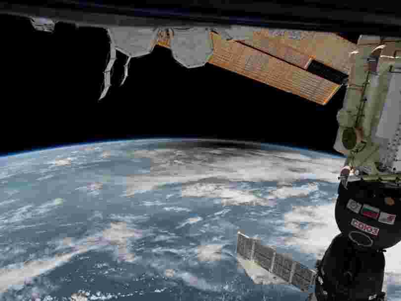L'essor du tourisme spatial pourrait soulever des questions d'ordre éthique