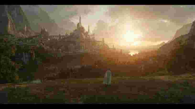 La série 'Le Seigneur des Anneaux' sera diffusée sur Amazon en Prime en Septembre 2022
