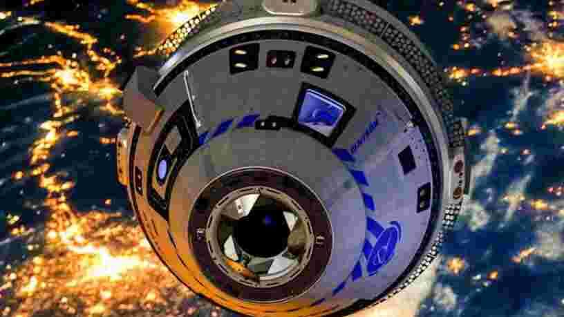 Boeing va lancer sa capsule Starliner pour prouver qu'il peut transporter des astronautes vers l'ISS