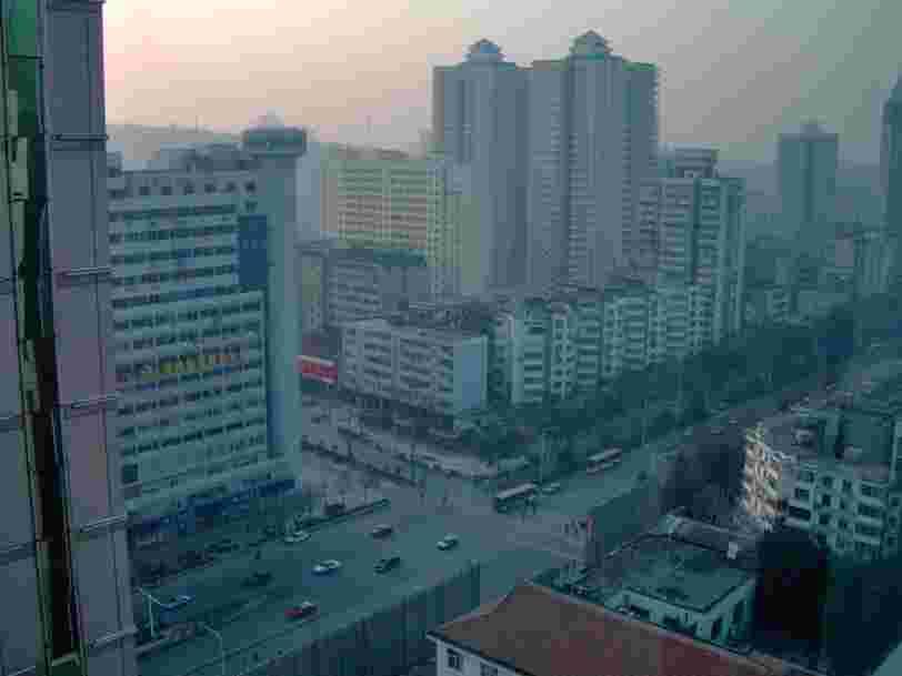 La ville de Wuhan rattrapée par le Covid, un an et demi après le début de la pandémie