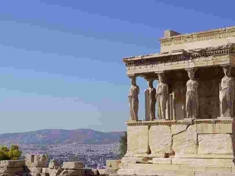 Canicule, rebond du Covid-19, afflux touristique : la Grèce entre réjouissances et doutes