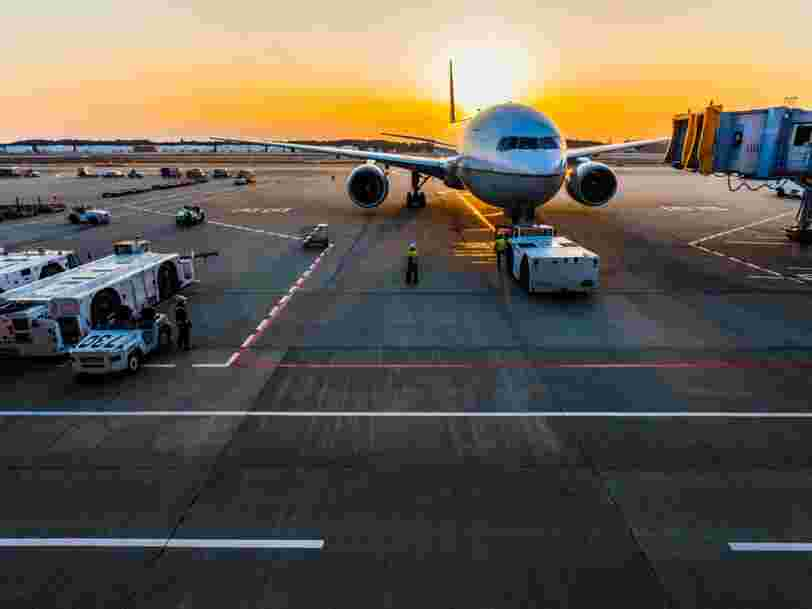 2020 a bien été la pire année de l'histoire du transport aérien