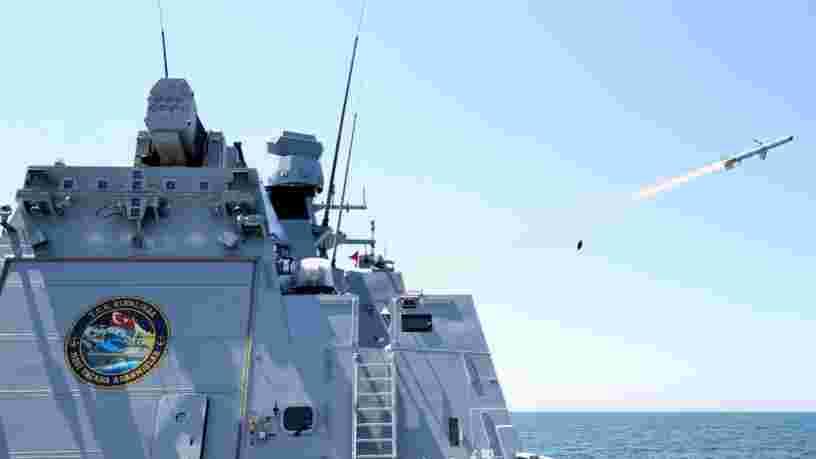 La Turquie construit de nouveaux navires, chars et missiles pour envoyer un message au reste de l'OTAN