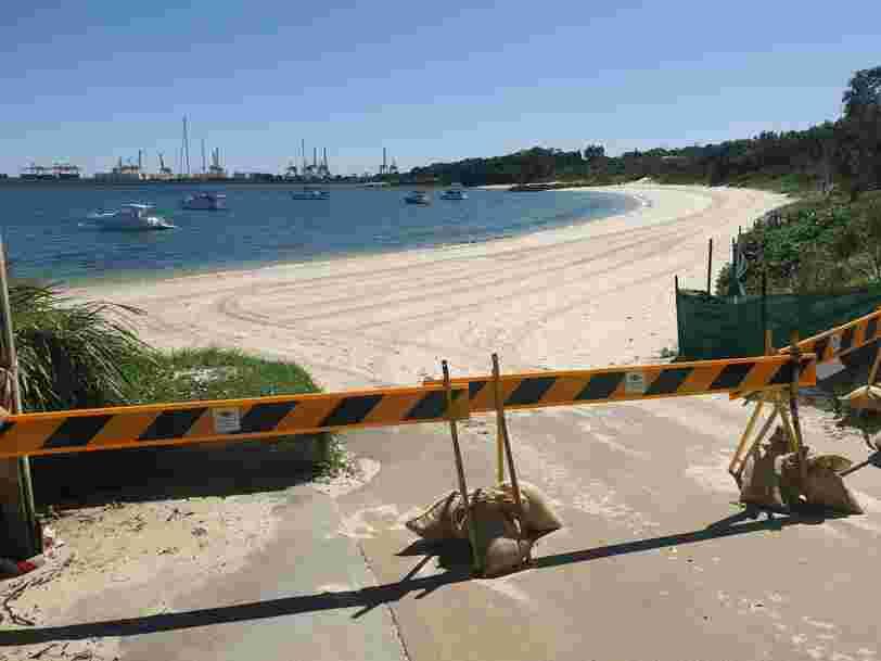 Covid-19 : l'épidémie continue de se propager en Australie, Sydney enregistre un record de cas