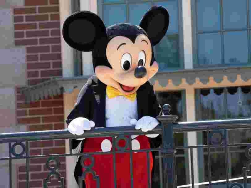 Disney surpasse les attentes de Wall Street, malgré le variant Delta