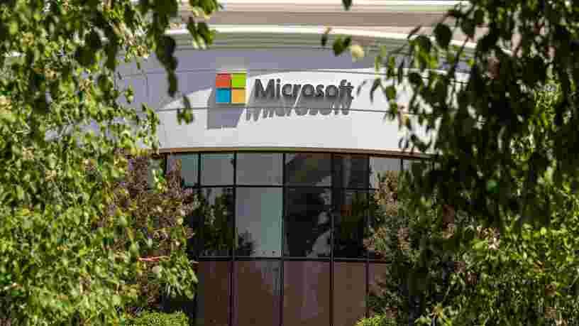 Microsoft dispute à Amazon un nouveau mégacontrat à 10 Mds$
