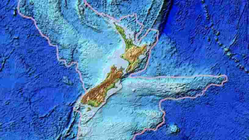 Le mystérieux '8e continent' caché sous la Nouvelle-Zélande livre de nouveaux secrets