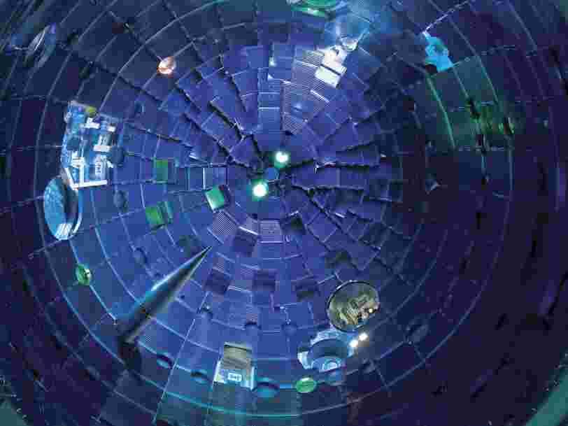 Un laboratoire américain a réussi une 'avancée historique' dans la fusion nucléaire