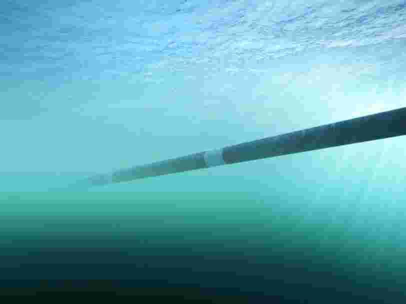 Voici pourquoi l'internet mondial dépend de câbles sous-marins