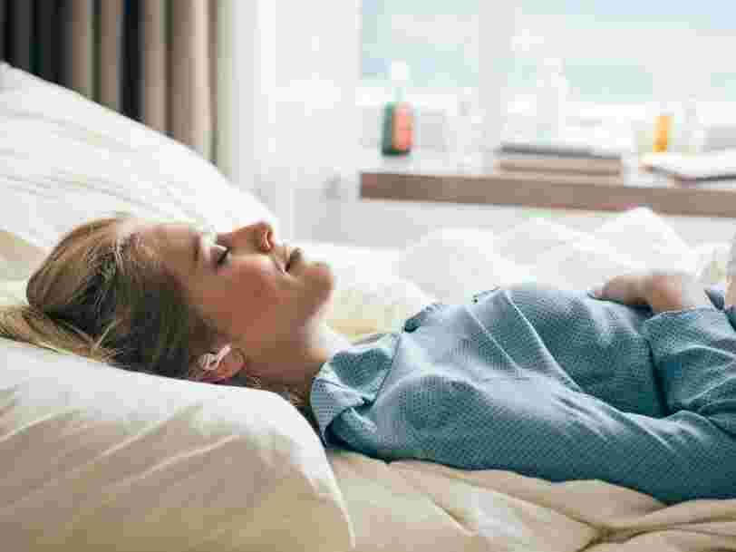 Il est possible d'apprendre une langue étrangère pendant son sommeil, selon cette étude