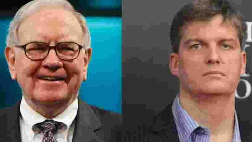 Les transactions clés de Warren Buffett et Michael Burry dans leur portefeuille au deuxième trimestre