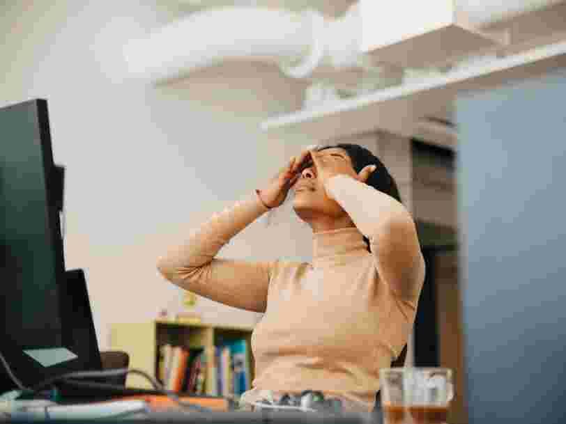 Pourquoi ignorer vos collègues peut vous éviter un burnout, selon cette psy