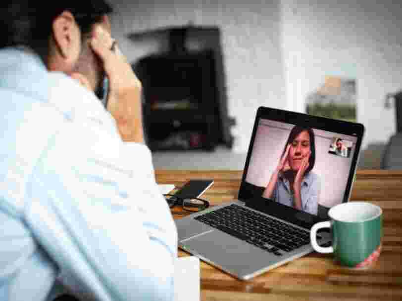 Télétravail : les visios vous épuisent ? Trois conseils pour préparer votre prochain Zoom