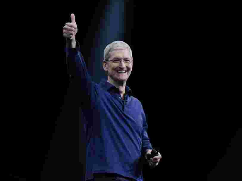 Comment Tim Cook, le PDG d'Apple, a changé le monde à sa manière