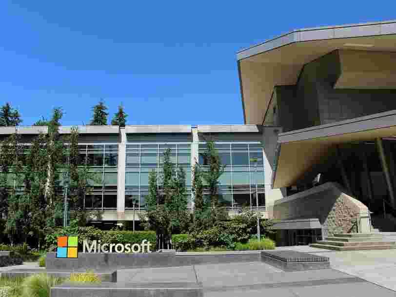 Un nouveau logiciel de Microsoft victime d'un problème de sécurité