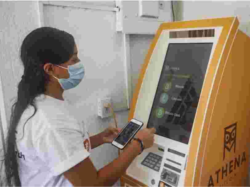 Le Salvador a installé 200 distributeurs automatiques pour favoriser l'adoption du bitcoin