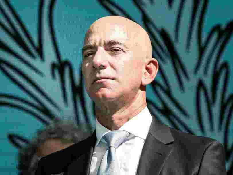 Ce jour où Jeff Bezos a lancé Cadabra dans son garage, le futur Amazon